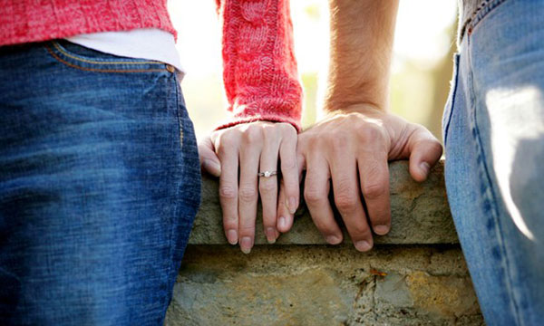 How important is dating courtship and engagement in marriage